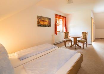 Zimmervermietung - Gruners Landhaus