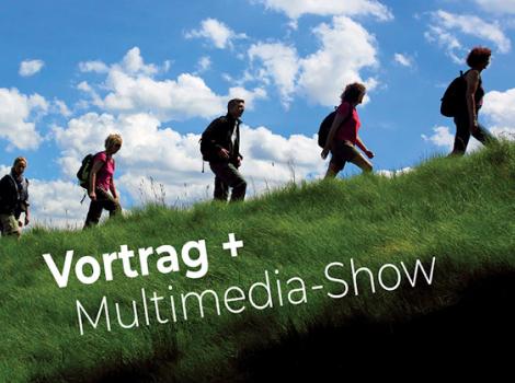 Multimediashow & Vortrag mit Bernd Bieder